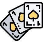 Karten für Blackjack